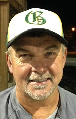 Greenup County Coach Greg Logan