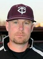 Tates Creek Coach Larry Poynter had a big post-season for the Commodores in 1990.
