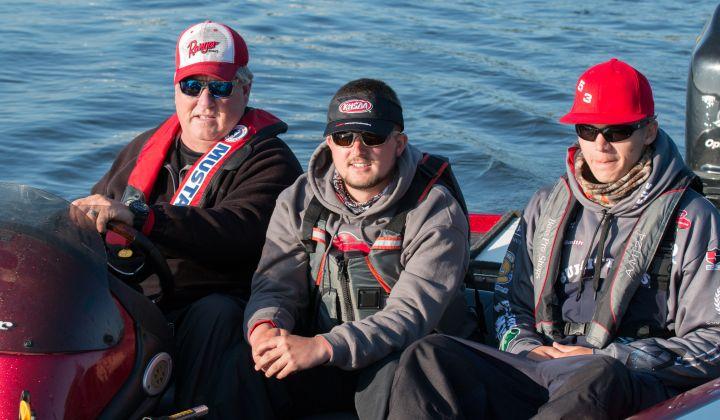 Bass fishing kentucky high school athletic association for Bass fishing websites
