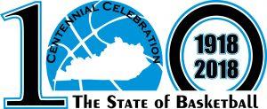 Basketball Centennial Logo