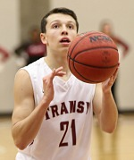 Cooper Theobald is a sophomore guard from CovCath.