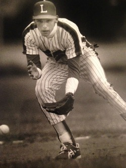 Eddie Brooks was a slick-fielding sophomore on Lafayette's 1989 title team. (Herald-Leader photo)